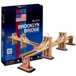 Cubic-Fun-C107H Puzzle 3D - New York: Brooklyn Bridge