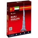 Cubic-Fun-C151H 3D Puzzle - Burj Khalifa (Schwierigkeit: 4/8)