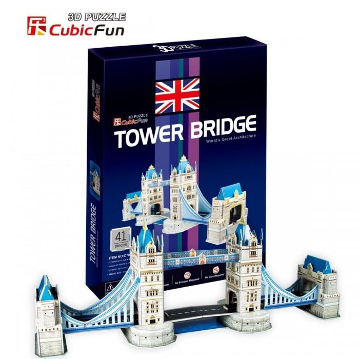 Puzzle 3D - London: Tower Bridge