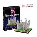 Cubic-Fun-C715H Puzzle 3D - Tower of London