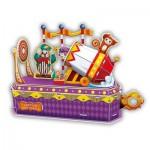 Cubic-Fun-K1303H 3D Puzzle - Circus 3 - Schwierigkeit: 3/8