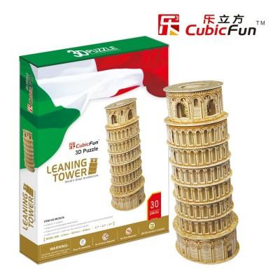 Cubic-Fun-MC053H Puzzle 3D - Schiefer Turm von Pisa