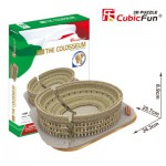Cubic-Fun-MC055H-2 Puzzle 3D - Rom: Kolosseum