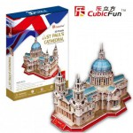 Cubic-Fun-MC117H Puzzle 3D - St. Paul's Cathedral, London