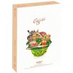 Cubic-Fun-OC3205h 3D Puzzle - Cityscape Collection - Las Vegas (Schwierigkeit: 4/6)
