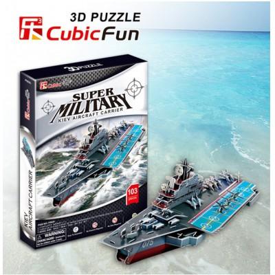 Cubic-Fun-P602H Puzzle 3D - Kiev Flugzeugträger