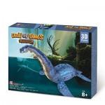 Cubic-Fun-P671h 3D Puzzle - Plesiosaurier Saurier