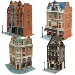 Cubic-Fun-Set-Jigscape 4 3D Puzzles - Jigscape