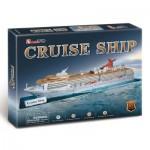 Cubic-Fun-T4006H Puzzle 3D - Kreuzfahrtschiff