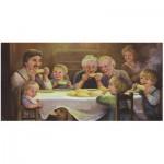 Puzzle  Perre-Anatolian-3771 Abendessen im Familienkreis