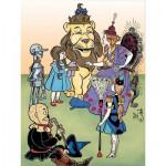 Puzzle  Pomegranate-JK024 Der Zauberer von Oz