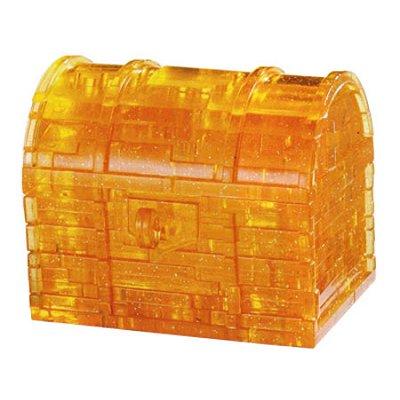 HCM-Kinzel-103007 Puzzle 3D - Schatzkiste