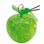 HCM-Kinzel-109303-1 Puzzle 3D Mini - Grüner Apfel