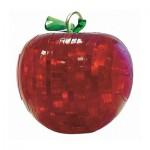 HCM-Kinzel-109303-2 Puzzle 3D Mini - Roter Apfel