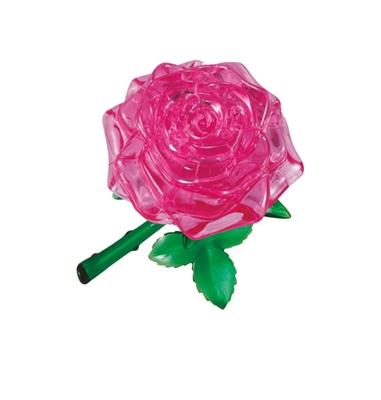 HCM-Kinzel-59121 Puzzle 3D - 44 Teile - Rose