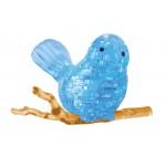 HCM-Kinzel-59126 3D-Puzzle aus Plexiglas - Der blaue Vogel