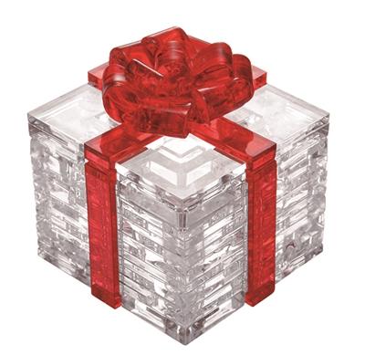 HCM-Kinzel-59136 3D-Puzzle aus Plexiglas - Geschenkbox
