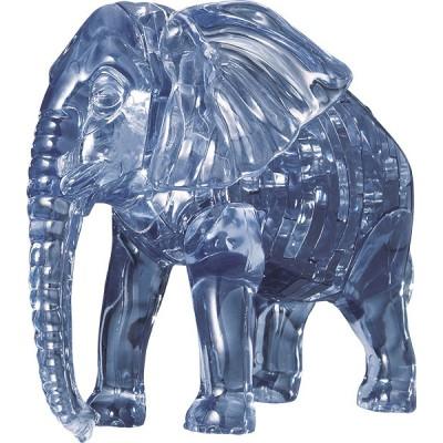 HCM-Kinzel-59142 3D-Puzzle aus Plexiglas - Elefant