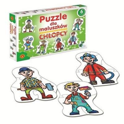 Alexander-0538 6 Puzzles - Berufe