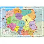 Puzzle  Maxim-Puzzle-0521 Karte des Polens