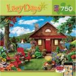 Puzzle   Alan Giana - Lazy Days - Waterfront