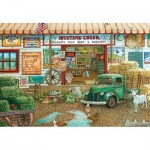 Puzzle   Farm & Fleet Store By Janet Kruskamp