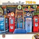 Puzzle  Master-Pieces-31692 Classic Gas