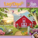 Puzzle  Master-Pieces-31695 Alan Giana - Lazy Days - Morning Song