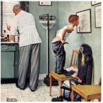 Puzzle  Master-Pieces-71369 Beim Arzt