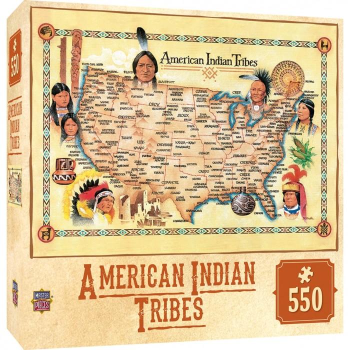 Tribal Spirit - American Indian Tribes