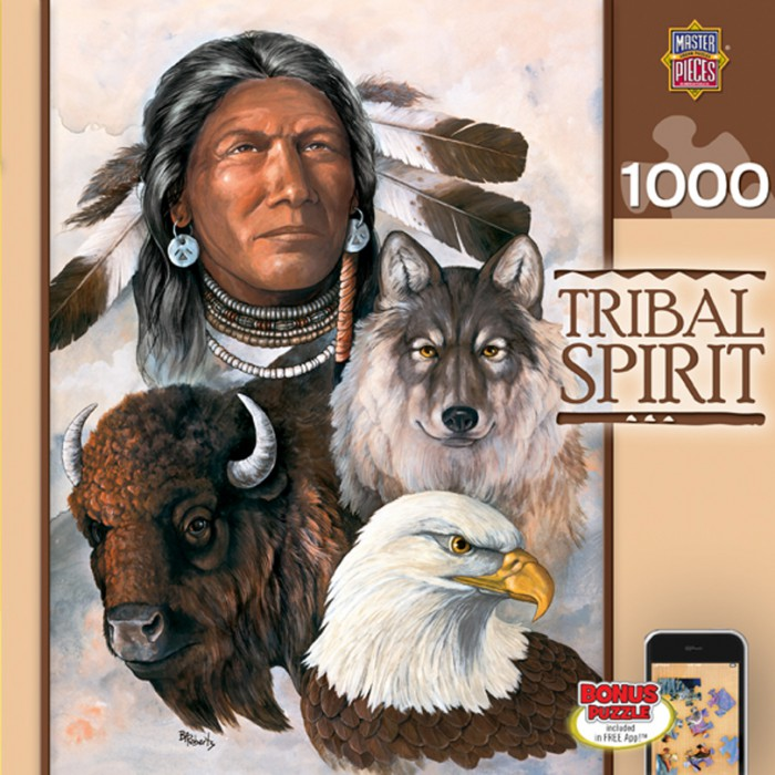 Tribal Spirit - One Spirit