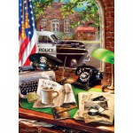 Puzzle  Master-Pieces-71513 Dona Gelsinger: Local Law