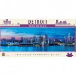 Puzzle  Master-Pieces-71597 Detroit, Michigan