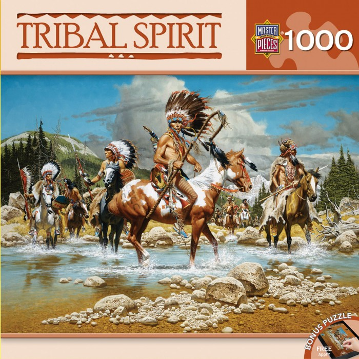Tribal Spirit - The Chiefs