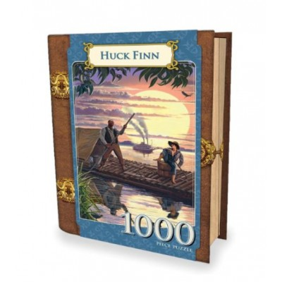 Puzzle Master Pieces-71279 Huck Finn