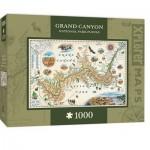 Puzzle   Xplorer Maps - Grand Canyon