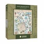 Puzzle   Xplorer Maps - San Francisco Bay