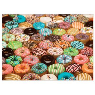 Puzzle Cobble-Hill-51681 Doughnuts