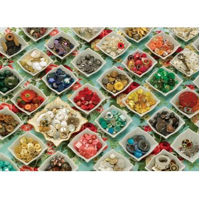 Puzzle Cobble-Hill-51728 Die Bonbonnieren