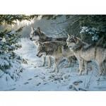 Puzzle  Cobble-Hill-51738 Persis Clayton Weirs: Der Pfad der Wölfe
