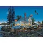 Puzzle  Cobble-Hill-51740 William Kreutz: Bait and Breakfast