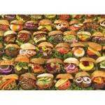 Puzzle  Cobble-Hill-51783 Burgers