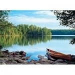 Puzzle  Cobble-Hill-51790 Spiegel der Natur