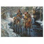 Puzzle  Cobble-Hill-51858 Mark Keathley: Creek Crossing