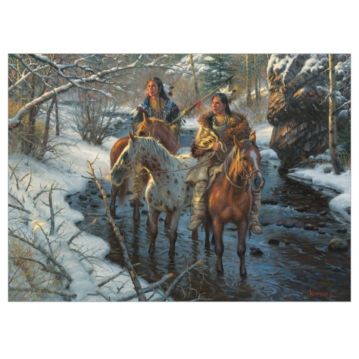Mark Keathley: Creek Crossing