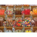 Puzzle  Cobble-Hill-52063 XXL Teile - Emily James: Bunte Bonbons