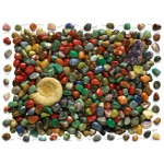 Puzzle  Cobble-Hill-52064 XXL Teile - Rock Collection