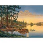 Puzzle  Cobble-Hill-52071 XXL Teile - Die kleinen Freuden des Lebens