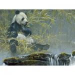Puzzle  Cobble-Hill-52085 XXL Teile - Der Panda