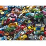 Puzzle  Cobble-Hill-52099 XXL Teile - Steve Scheuring - Crash